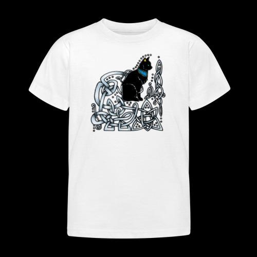Celtic Cat - Kids' T-Shirt