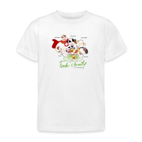 FF FAMILIE 01 - Kinder T-Shirt