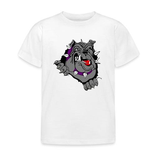 bulldog - Kinderen T-shirt