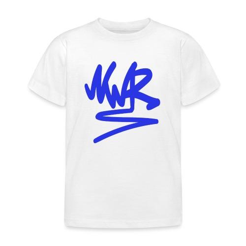 NWR blue - Kids' T-Shirt