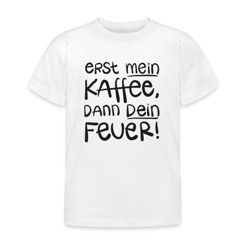 Tassentext - Kinder T-Shirt