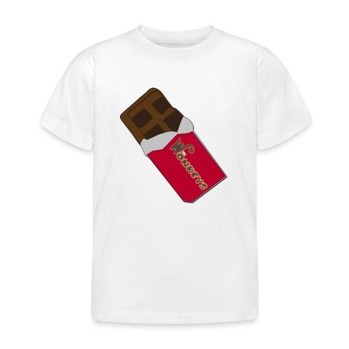 The Wonkeys Chocolate Edition - Maglietta per bambini