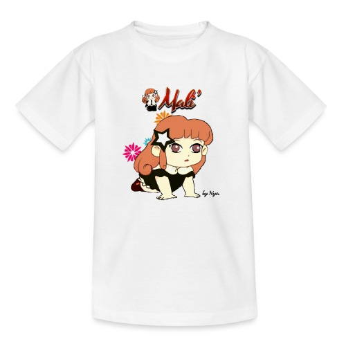 MALI'-BAMBOLINA PORTAFORTUNA - Maglietta per bambini