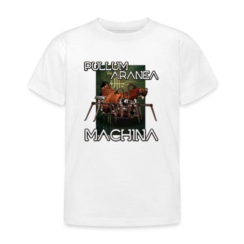Pullum Aranea Machina - Kinderen T-shirt