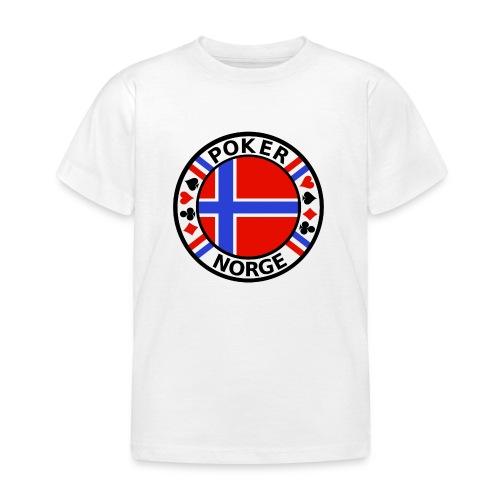 PoKeR NoRGe - Kids' T-Shirt