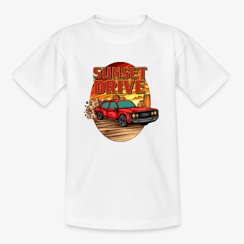 Sunset Drive - T-shirt Enfant