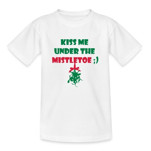 mistletoe - Kinder T-Shirt