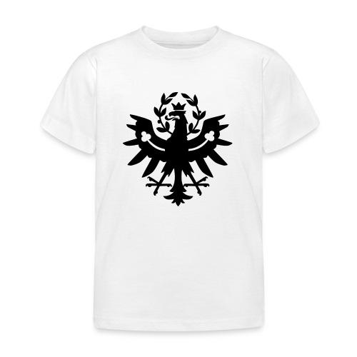 Echter Tiroler - Tirol Tiroler Adler - Kinder T-Shirt