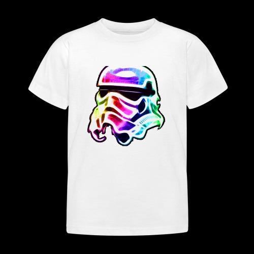 Rainbow Stormtrooper - Kids' T-Shirt
