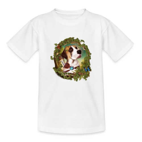 Fantasy Dog - Maglietta per bambini