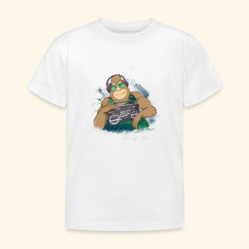Gorilla Jungle Hiphop - Camiseta niño