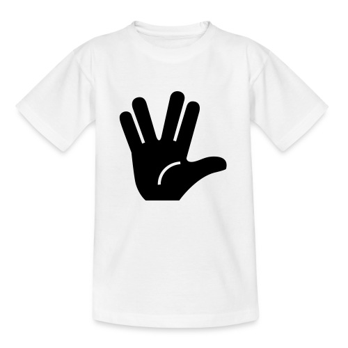 Live long and prosper - T-shirt Enfant
