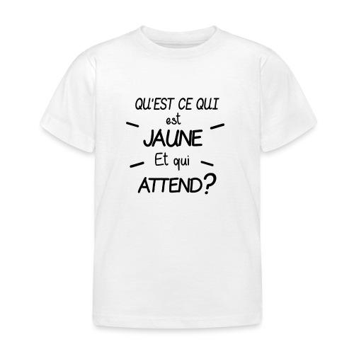 Edition Limitée Jonathan - T-shirt Enfant