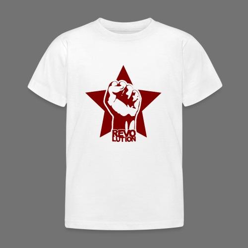 Vallankumous - Lasten t-paita