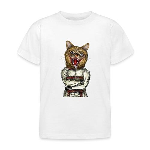 Crazy Cat - T-shirt Enfant