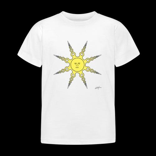 D22 Quiet Sun v1 Yellow - Camiseta niño