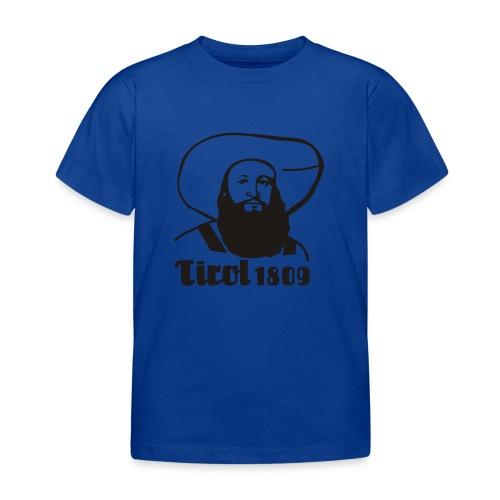 Andreas Hofer Silber1 - Kinder T-Shirt