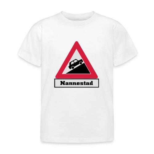 brattv nannestad a png - T-skjorte for barn