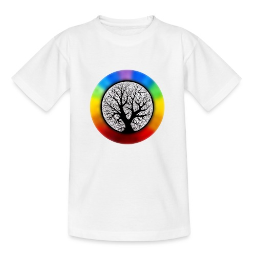 tree of life png - Kinderen T-shirt