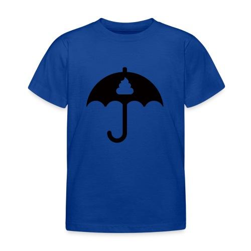 Shit icon Black png - Kids' T-Shirt