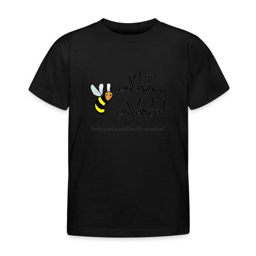 Pas d'abeille, pas de chouchen - T-shirt Enfant