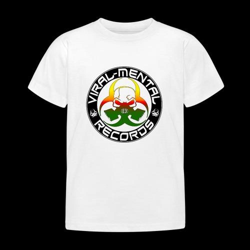 Viral Mental Records Logo - Kids' T-Shirt