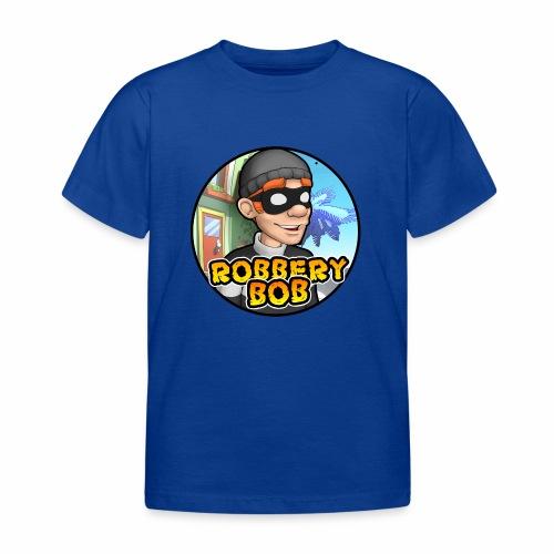 Robbery Bob Button - Kids' T-Shirt