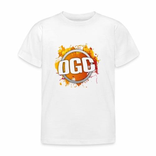 Merchlogo mega png - Kinderen T-shirt