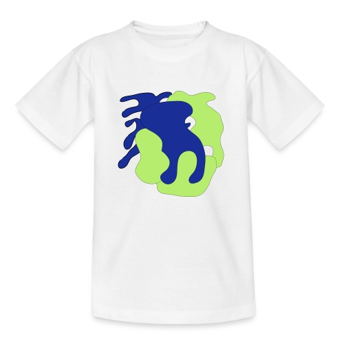 Macchie_di_colore-ai - Maglietta per bambini