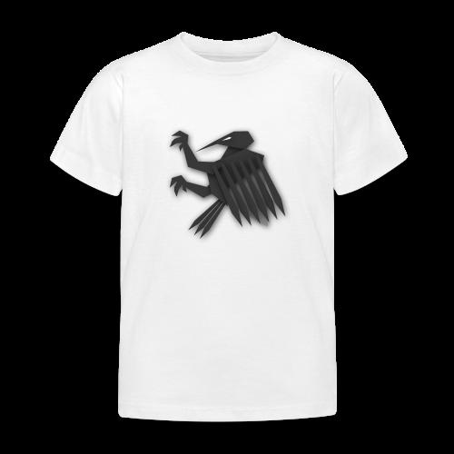 Nörthstat Group ™ Black Alaeagle - Kids' T-Shirt