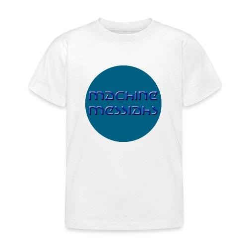 mm - button - Kids' T-Shirt