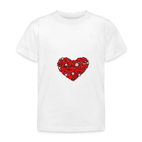 Hjertebarn - Børne-T-shirt