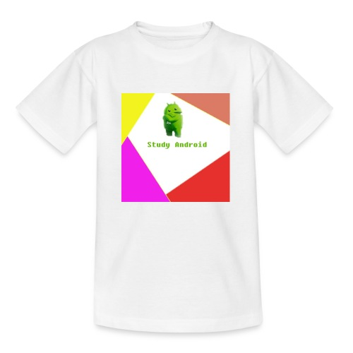 Study Android - Camiseta niño