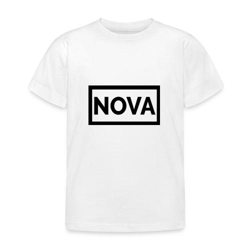 Red Nova Snapback - Kids' T-Shirt