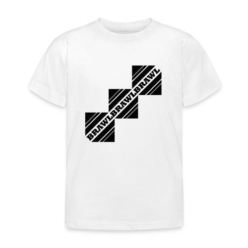 BRAWL TEST - Kinderen T-shirt