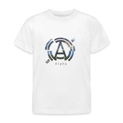 AlphaOfficial Logo T-Shirt - Kids' T-Shirt