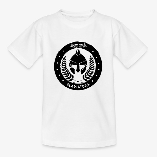 Gym Pur Gladiators Logo - Kids' T-Shirt