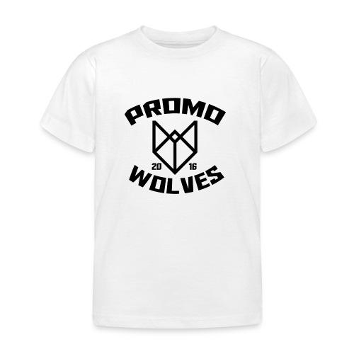 Big Promowolves longsleev - Kinderen T-shirt