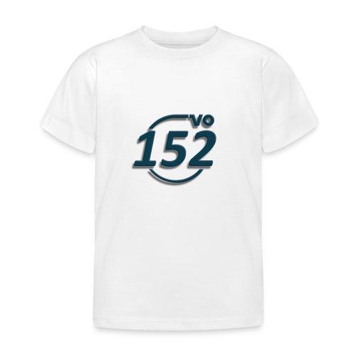 152VO Klassenzeichen petrol ohne Text - Kinder T-Shirt