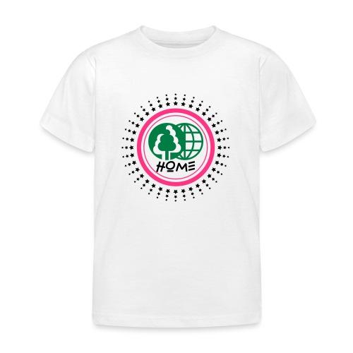 Planète home sweet home - Kids' T-Shirt