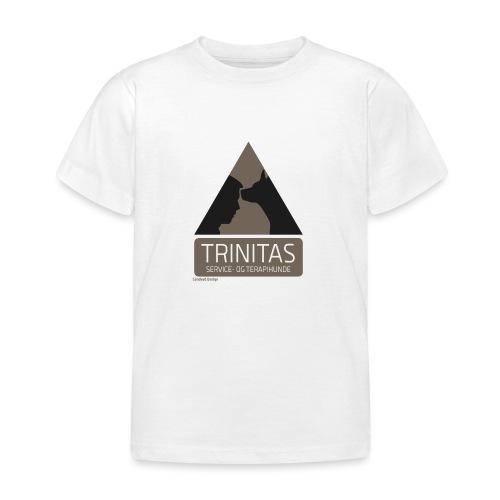 Trinitas Nøglesnor - Børne-T-shirt