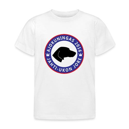 Ajokuningas t-paita - Lasten t-paita