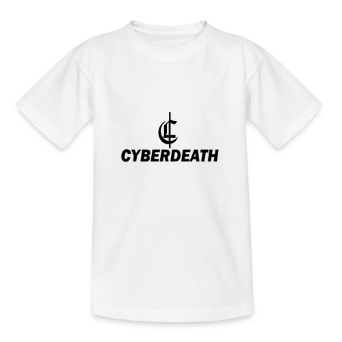 Cyberdeath Polo Tee - Kinder T-Shirt