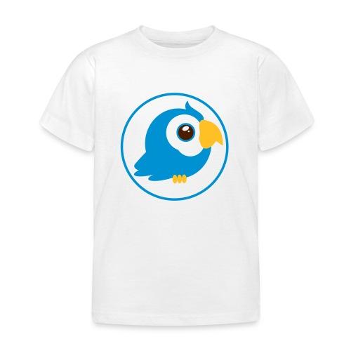 Birdy blue - Kinder T-Shirt