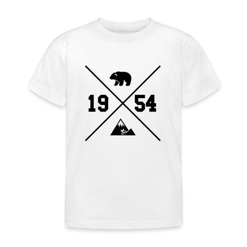 Karhuvuori -baseballhuppari - Lasten t-paita