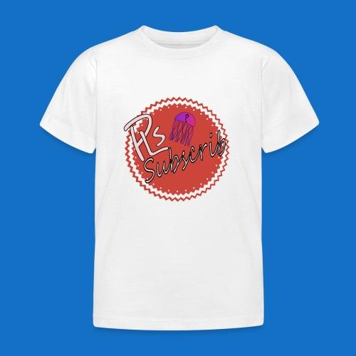 PLsSubscrib - Kids' T-Shirt