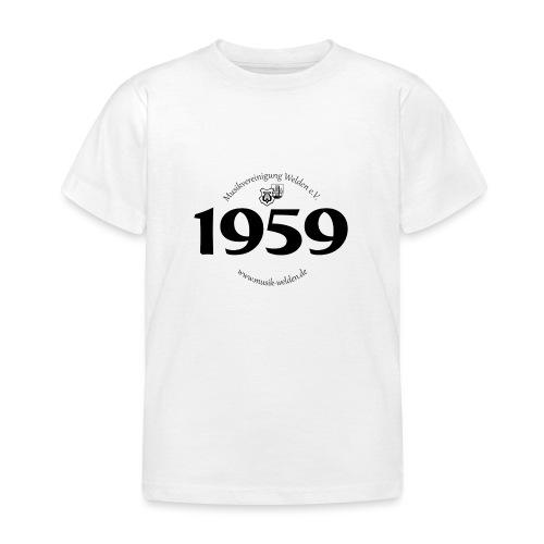 MVW 1959 sw - Kinder T-Shirt