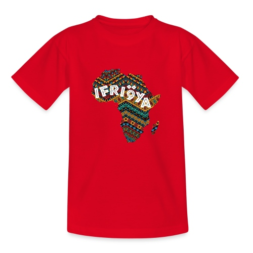 Africa - Ifriqya - T-shirt Enfant