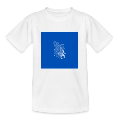 Windy Wings Blue - Kids' T-Shirt