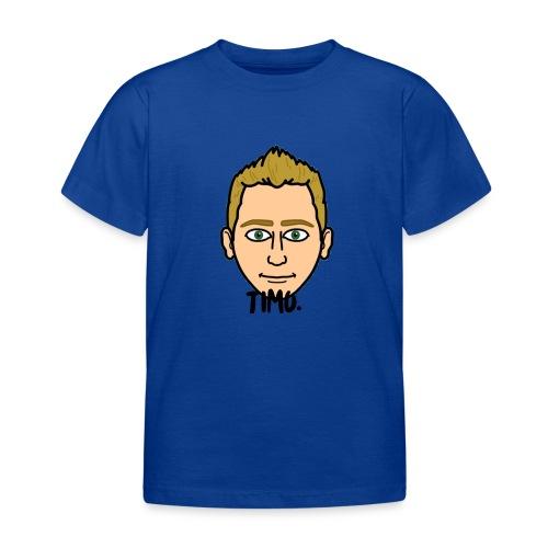 LOGO VAN TIMO. - Kinderen T-shirt